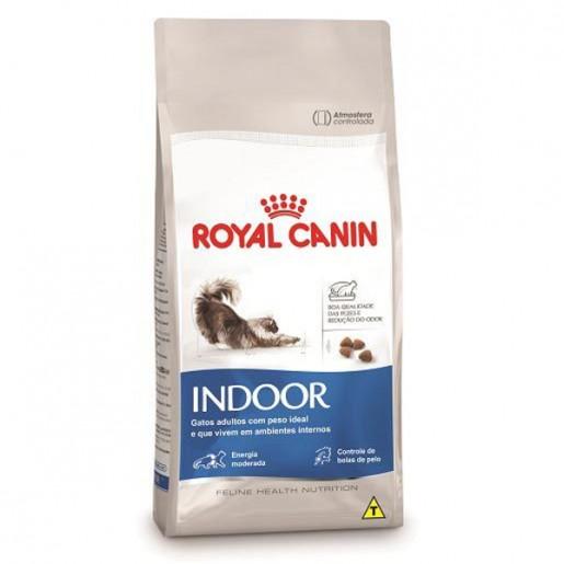 Ração Royal Canin Indoor Gatos 2,5kg