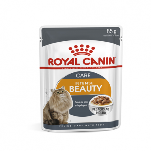 Royal Canin Intense Beauty Adult Sachê 85g
