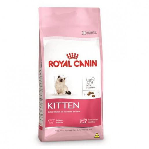 Ração Royal Canin Kitten Gatos Filhotes 1,5kg