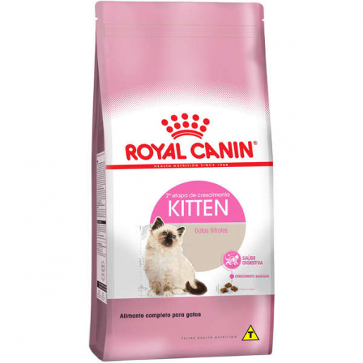 Ração Royal Canin Kitten Para Gatos Filhotes 7,5kg