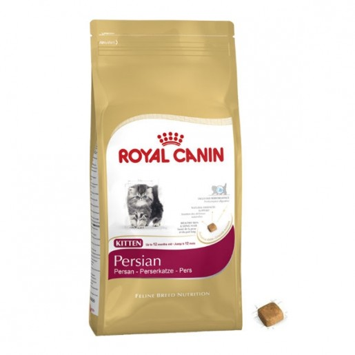 Ração Royal Canin Kitten Persian Gatos 1,5kg