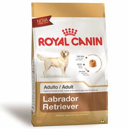Ração Royal Canin Labrador Retriever Adulto 12kg