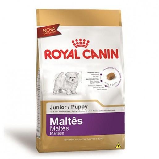 Ração Royal Canin Maltês Junior 1kg