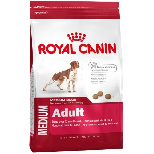 Ração Royal Canin Medium Adult 2,5kg