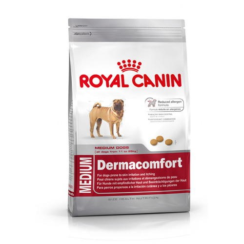 Ração Royal Canin Medium Dermacomfort 10kg