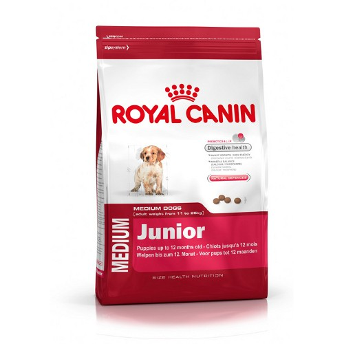 Ração Royal Canin Medium Junior 2,5kg