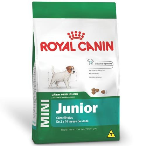 Ração Royal Canin Mini Junior 1kg