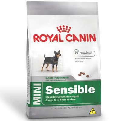 Ração Royal Canin Mini Sensible 2,5kg