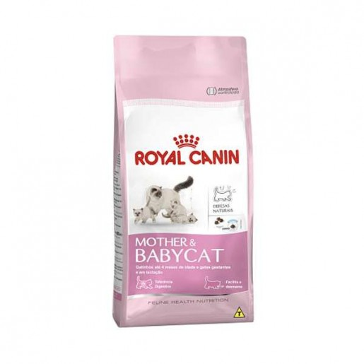 Ração Royal Canin Mother e Babycat 400g