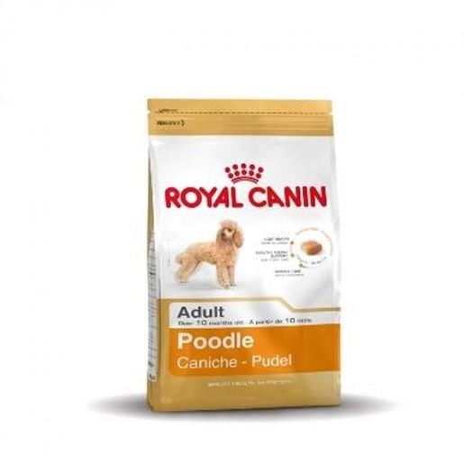 Ração Royal Canin Poodle Adultos 7,5kg