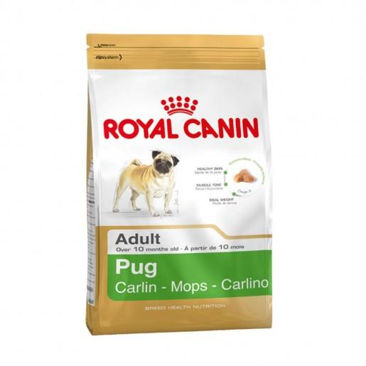Ração Royal Canin Pug Adult 2,5kg
