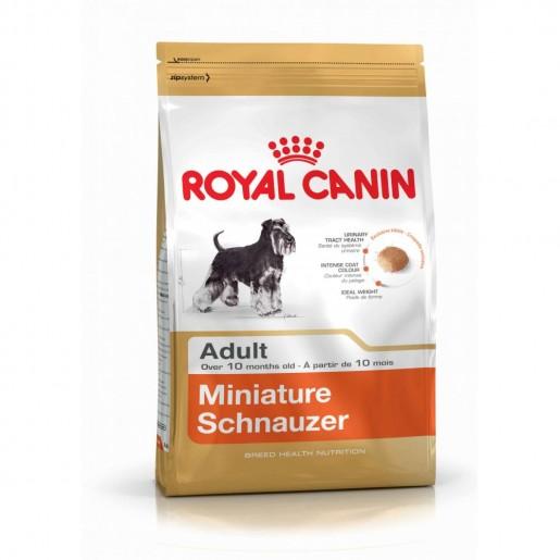 Ração Royal Canin Schnauzer Adultos 7,5kg