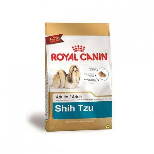 Ração Royal Canin Shih Tzu Adult 2,5kg