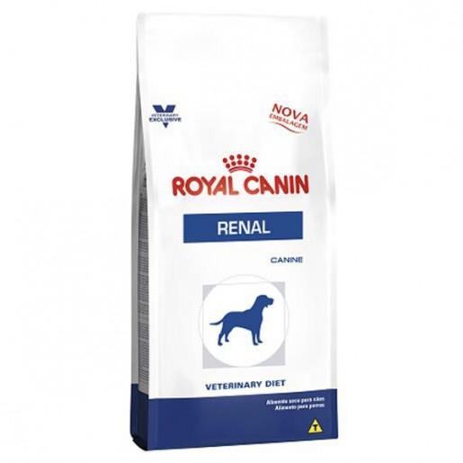 Ração Royal Canin Veterinary Renal Cachorros 7,5kg