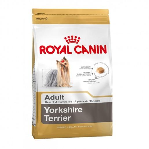 Ração Royal Canin Yorkshire Adultos 2,5kg