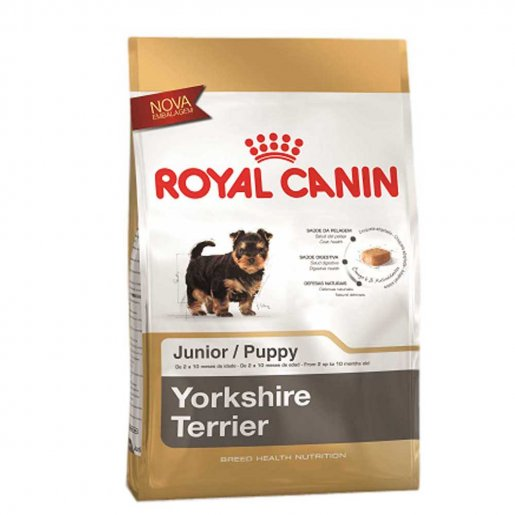 Ração Royal Canin Yorkshire Junior 2,5kg