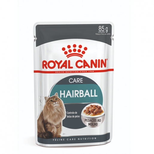 Sachê Gatos Royal Canin Hairball Care 85g