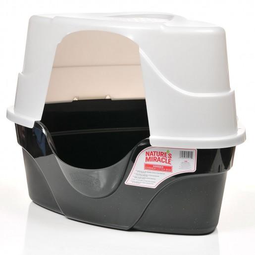Sanitário Higiênico Para Gatos Importado Corner Litter Box
