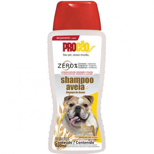Shampoo Aveia Gatos e Cachorros Procão 500ml