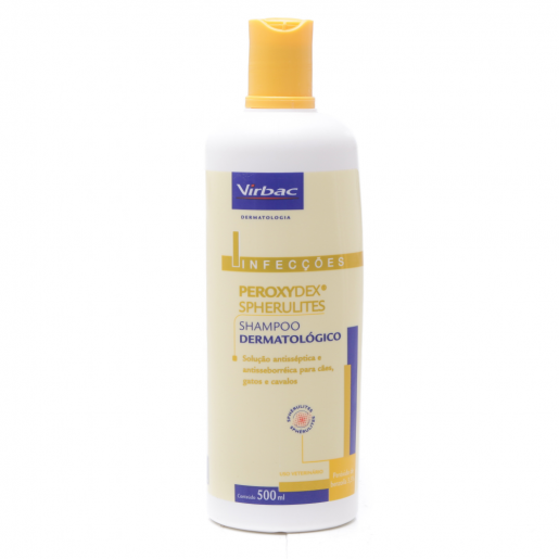 Shampoo Dermatológico Peroxydex Spherulites 500ml