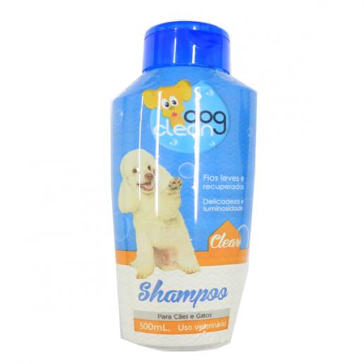 Shampoo Dog Clean Clear 500ml