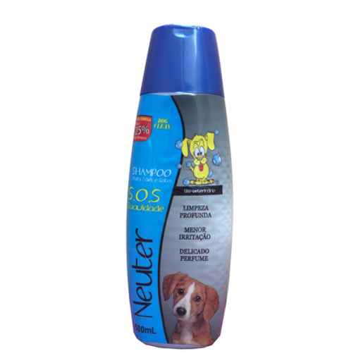 Shampoo Dog Clean Neutro 500ml