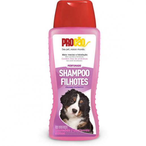 Shampoo Filhotes Gatos e Cachorros Procão 500ml