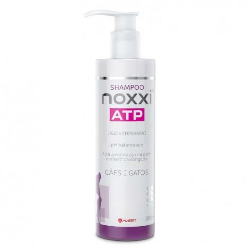 Shampoo Noxxi ATP Cães e Gatos Pele Sensível 200ml