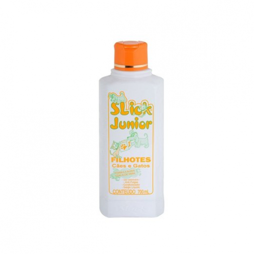 Shampoo Slick Junior para Cães e Gatos 700ml