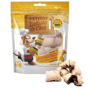 Snack Petitos Delícias do Chef Pasteizinhos 65g