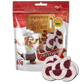 Snack Petitos Delícias do Chef Sabor Picanha 65g