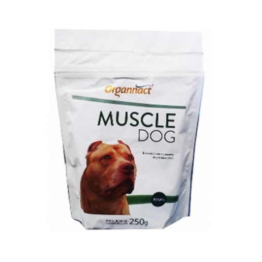 Suplemento Muscle Dog 250g