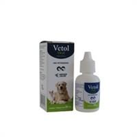 Vetol Solução Oral Anti-Enjoo Cães e Gatos 20ml