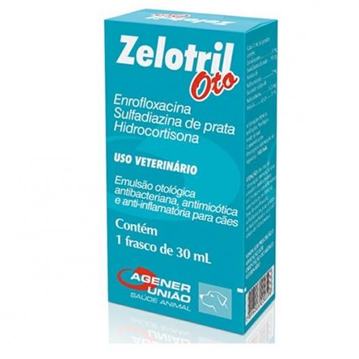 Zelotril Oto 30 ml