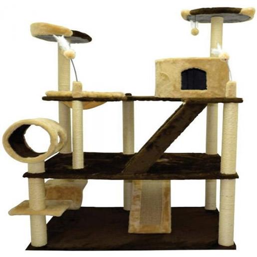 Arranhador Grande Modelo Olimpus