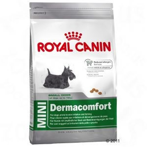 Ração Royal Canin Mini Dermacomfort Cães 1kg