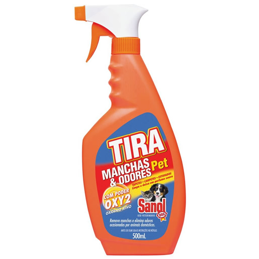Tira Manchas e Odores Sanol 500ml