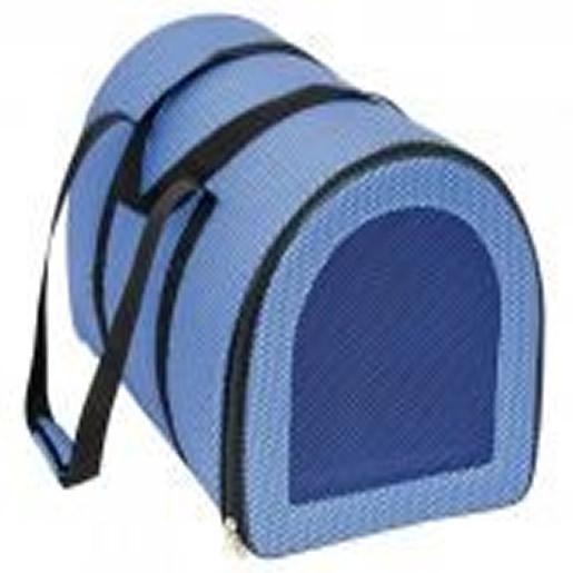 Bolsa em Nylon Estampado Pratic nº 2 São Pet Cor Azul
