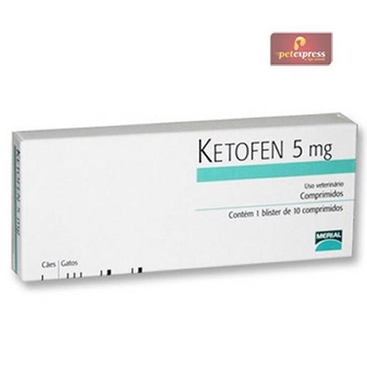 Ketofen 05mg com 10 Comprimidos