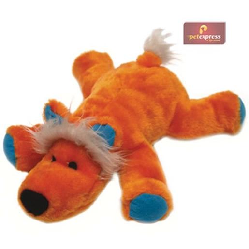 Brinquedo Leão de Pelúcia para Cães