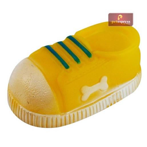 Brinquedo Mordedor Sapato de Vinil São Pet