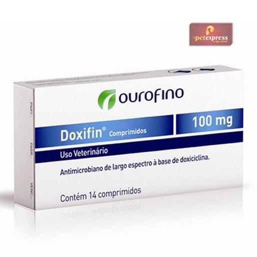 Doxifin 100mg com 14 Comprimidos