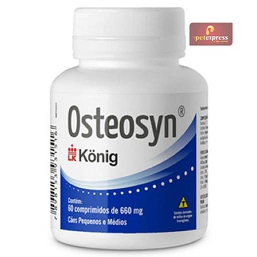 Osteosyn 660mg com 60 Comprimidos