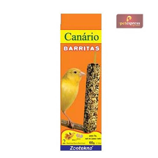 Zootekna Barrita Canário 60g