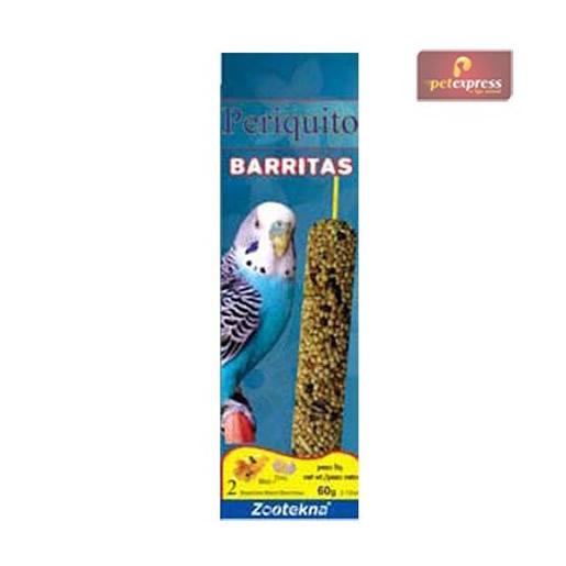 Zootekna Barrita Periquito  60g