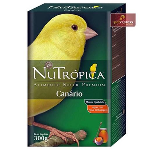 Ração Nutrópica para Canário 300g