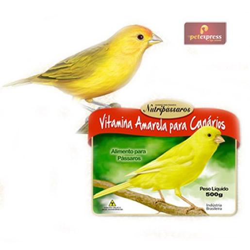 Vitamina para Canarios 500g