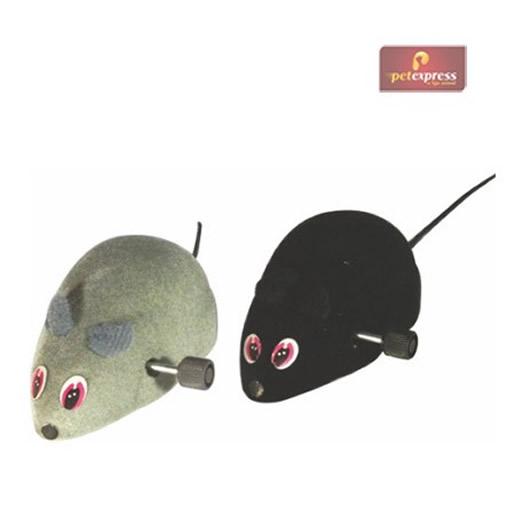 Ratinho de Corda para Gatos Tam Pequeno