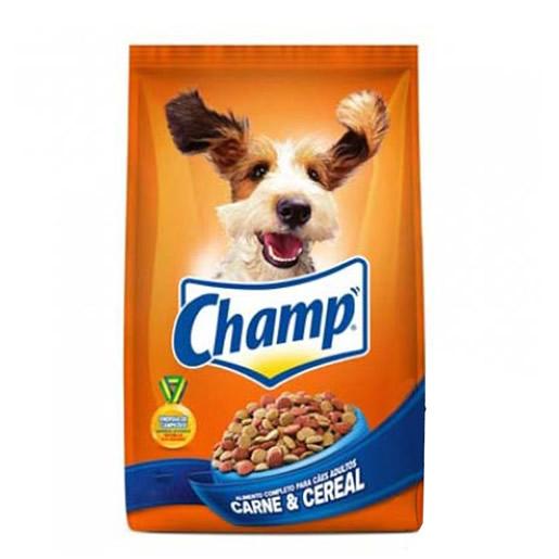 Ração Champ Carne e Cereal 20kg