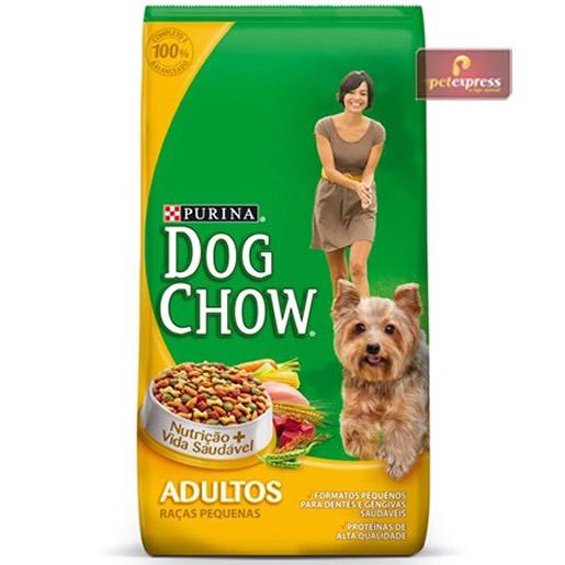 Ração Dog Chow Adulto Raças Pequenas 3kg